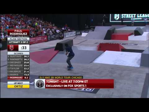 2014 Street League Skateboarding Nike SB World Tour 2
