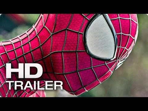 THE AMAZING SPIDER-MAN 2 Trailer #2 Deutsch German | 2014 Marvel [HD]