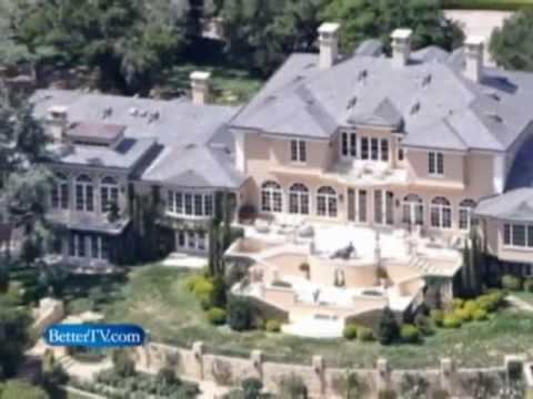USA Montecito : where Celebrities Live.-Video- The Houses of the Ultra rich and famous
