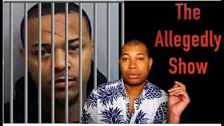 The Allegedly Show: Gloria Govan Beggin, Sorry Shad Moss Mess + Celebrity Tea & Shade