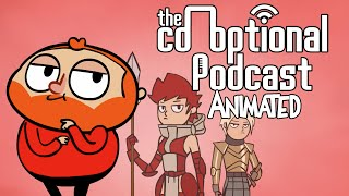 The Co-Optional Podcast Animated - LUV STORY