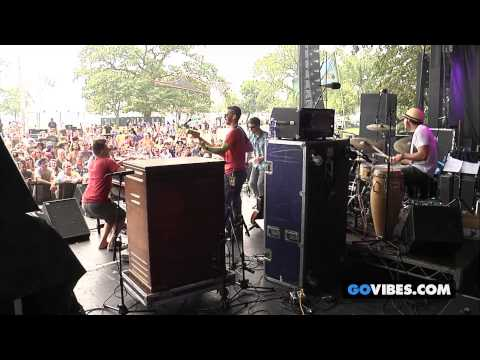 "Barefoot Truth performs ""Walk Softly"" at Gathering of the Vibes Music Festival 2014"