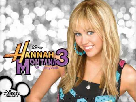 Hannah Montana - If We Were A Movie Chorus