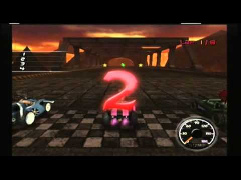 Mortal Kombat Armaggedon - Motor Kombat Playthrough (Part 1)
