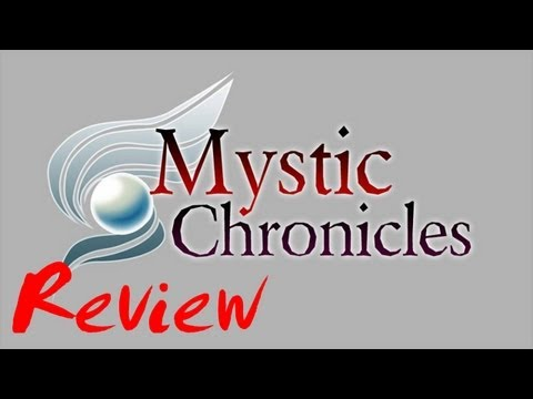 Mondo Cool Reviews: Mystic Chronicles (PSP. PSVita)
