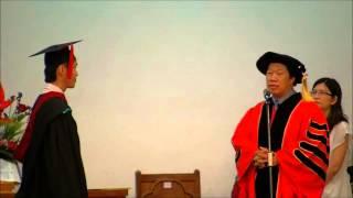 NYTEC COST HK 2012畢業禮 寧政同學