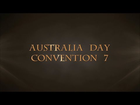 Australia Day Convention 2014 Promo - Australia's Future - Christ, The Nation, The State