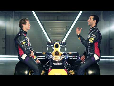 CASIO Face Time - Vettel vs. Ricciardo - Italian Grand Prix