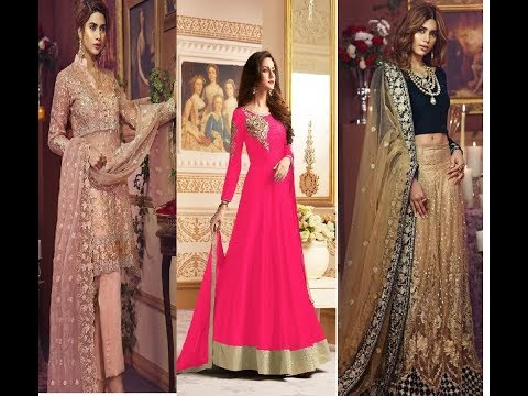 New Trendy Indian Wedding Guest Outfit Ideas 2018 from SHAURYASTORE thumbnail