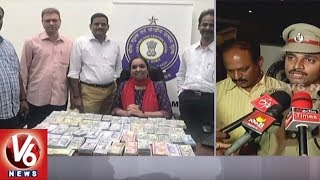 Foreign Currency Seized In Shamshabad Airport | Hyderabad