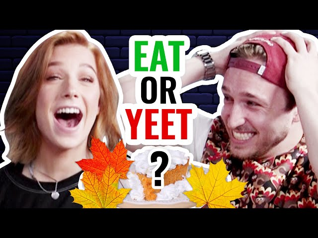 Eat It Or Yeet It #7 - The Thanksgiving Special thumbnail