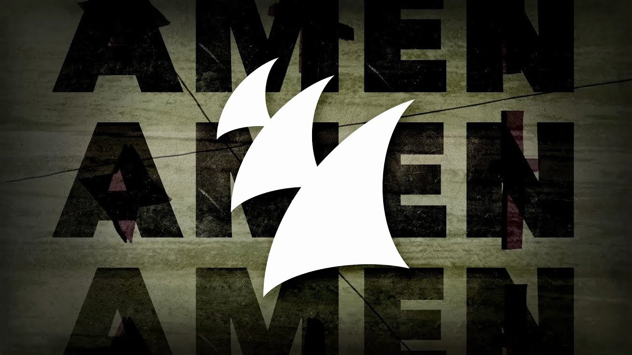Showtek - Amen (Official Lyric Video)