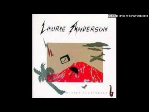 Laurie Anderson - Blue Lagoon