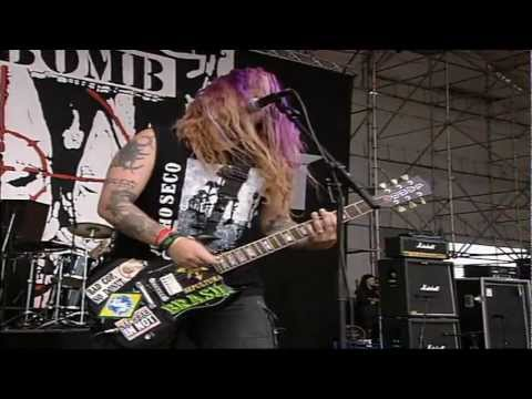 Nailbomb - Blind & Lost