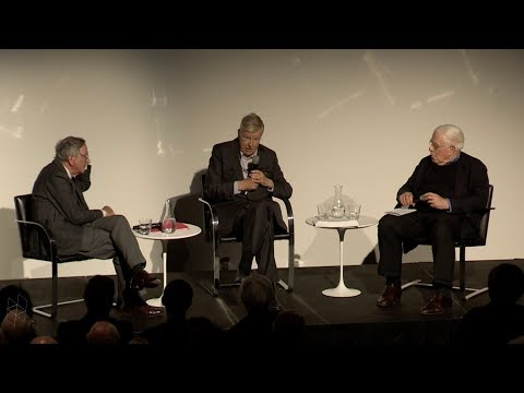 """Henry N. Cobb, Peter Eisenman, and Rafael Moneo, """"How Will Architecture Be Conceived?"""""""