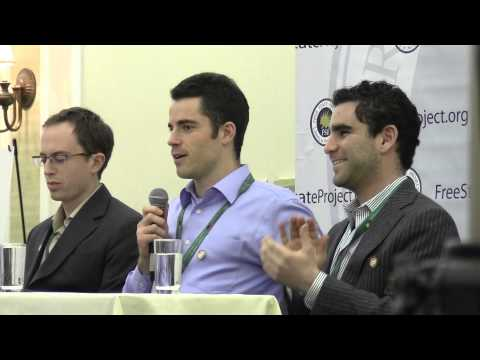 2013 02 23 Bitcoin Symposium @ NHLibertyForum 1/8