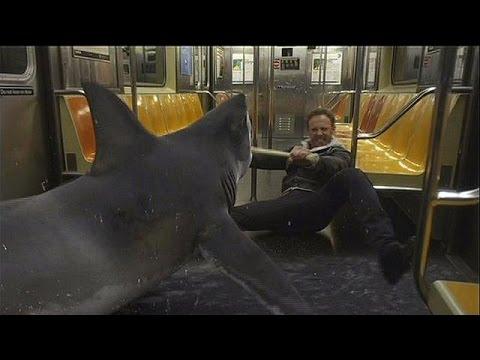 Sharknado 2 lluvia de tiburones sobre Nueva York - cinema