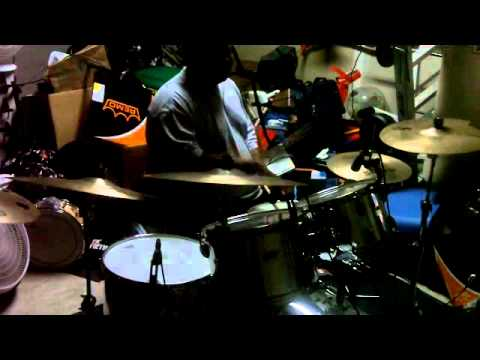 Brian Culbertson (featuring Chance Howard) - You Got To Funkifize (Drum Cover)