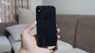 Mua iPhone X mới thì cần làm gì? Tony Phùng