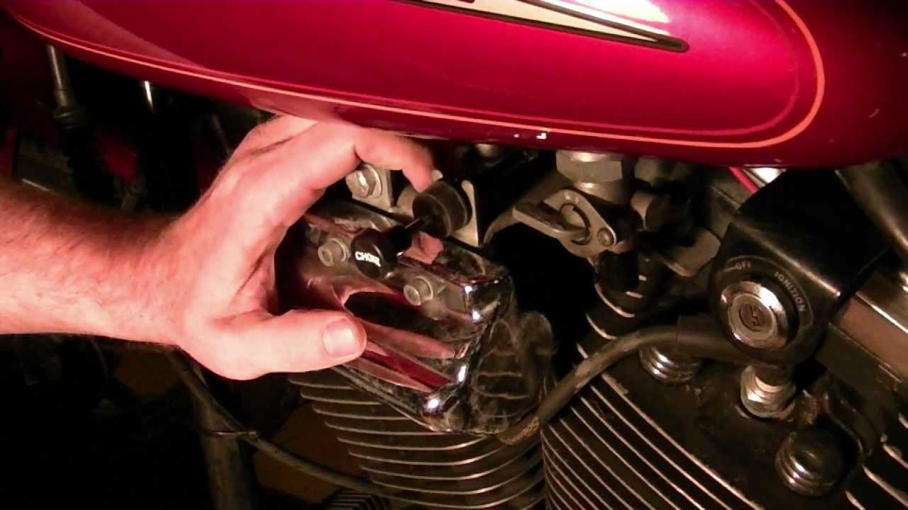 harley davidson choke cable replacement how to video