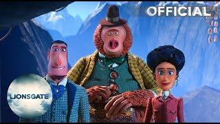 Missing Link - Official UK Trailer 2 - In Cinemas April 5
