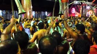 Panchavadyam - Chottanikkara Vijayan Marar - Thuravoor Temple 2015