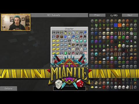 Minecraft: Mianite: HUNDREDS OF DIAMONDS!! [S2:E25]