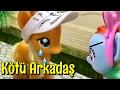 KÖTÜ ARKADAŞ - Ponylerin Maceraları 15.Bölüm || Türkçe My Little Pony İzle