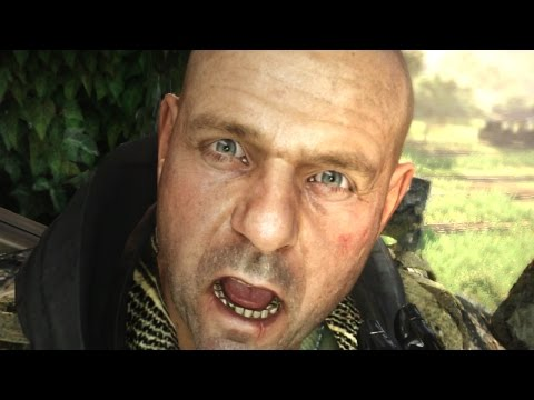 SCREAMING LIKE A WUSS | Crysis 3 Hunter Mode