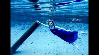 Underwater Modeling Melanie & Hailey at Fanning Springs #Google This Hash Tag