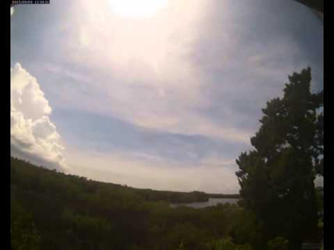 Cloud Camera 2015-09-09: Pasco Energy and Marine Center