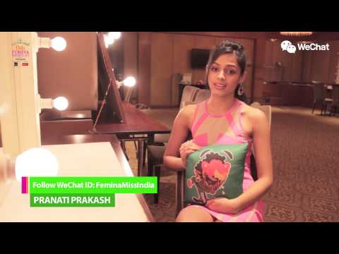 Femina Miss India - Vote for Pranati Prakash