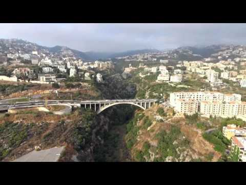 Lebanon By Drone