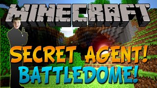 """MINECRAFT BATTLEDOME """"SECRET AGENT LACHLAN!"""" w/BajanCanadian, Lachlan and others!"""