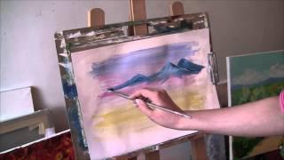 Урок интуитивное рисование