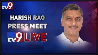 Harish Rao Press Meet || LIVE