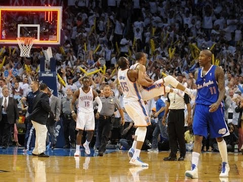2014 NBA Playoffs 2nd Round Highlights