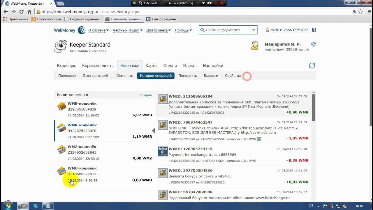 В этом видео я вам покажу как взломать систему webmoney, с помощью моей про