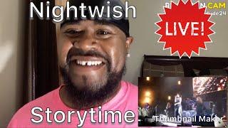 Nightwish – story time live