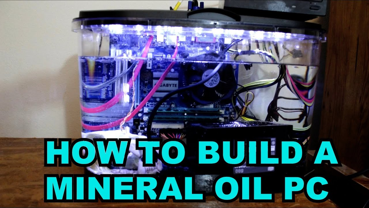 Watch likewise Liquid Cooled Super  puters To Save You Power Bill together with How To Build A Mineral Oil Pc together with 11 likewise Ballenger39s Manual Of Otorhinolaryngology Head   Neck. on mineral oil pc