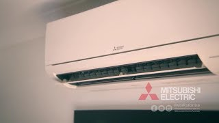 Air Conditioning by Mitsubishi Electric - Works for Me