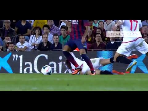 Neymar   Horror Tackles by Andrey Gusev