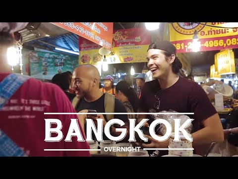 Overnight In Bangkok, 36 hours in the city
