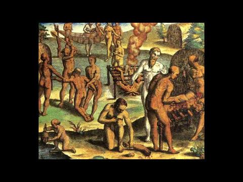 O Canibalismo dos Indígenas Brasileiros do Período Colonial