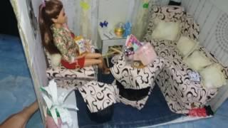 Giới thiệu ngôi nhà của búp bê Barbie được # nâng cấp 2#