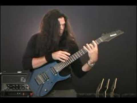 Chris Broderick - Betcha Cant Play This