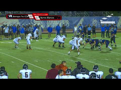 Highlights Borregos Tec CCM vs Burros Blancos IPN 23Ago2013