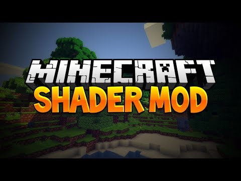 Minecraft: Shader Mod 1.7.5 / 1.7.9 / 1.8 Tutorial [Easy] + Always Updated   RuxPlay 1.7.10