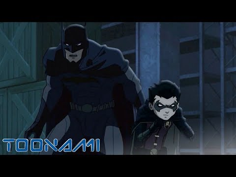 Extrait 1 | Batman vs Robin | Toonami
