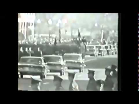 The State Funeral Of John F. Kennedy 1963 (part 1) video